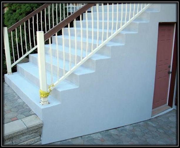 escalier refaite a neuf